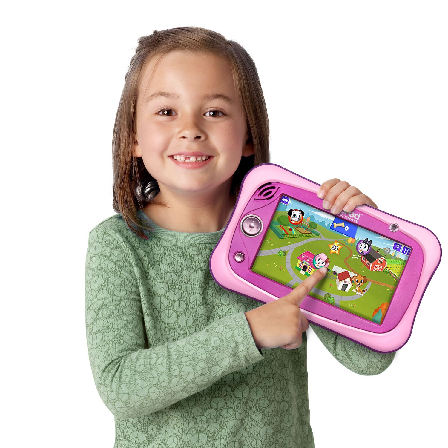 LeapFrog LeapPad Ultimate, Pink by LeapFrog (Image #12)