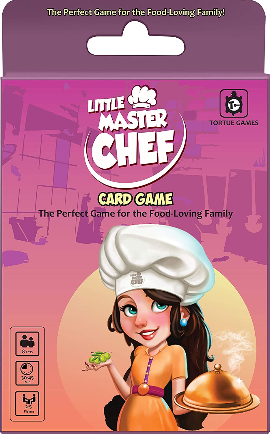 Little Master Chef Fun Family Card Game