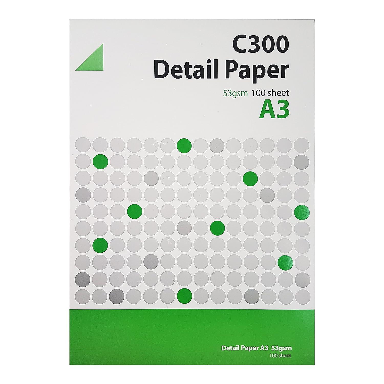 West C300 53 g/mq, formato A4, 50 fogli di carta dettagli tecnici 50fogli di carta dettagli tecnici West Design Products RS443118