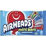 Airheads Chewier Mini Bars Laydown Bag, 12 Ounce by Perfetti Van Melle [Foods]