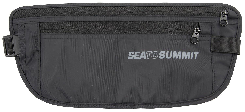 Sea to Summit TravellingLight Money Belt Black//Grey