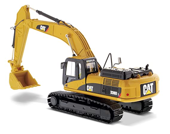 Amazon com: Caterpillar 336D L Hydraulic Excavator High Line Series