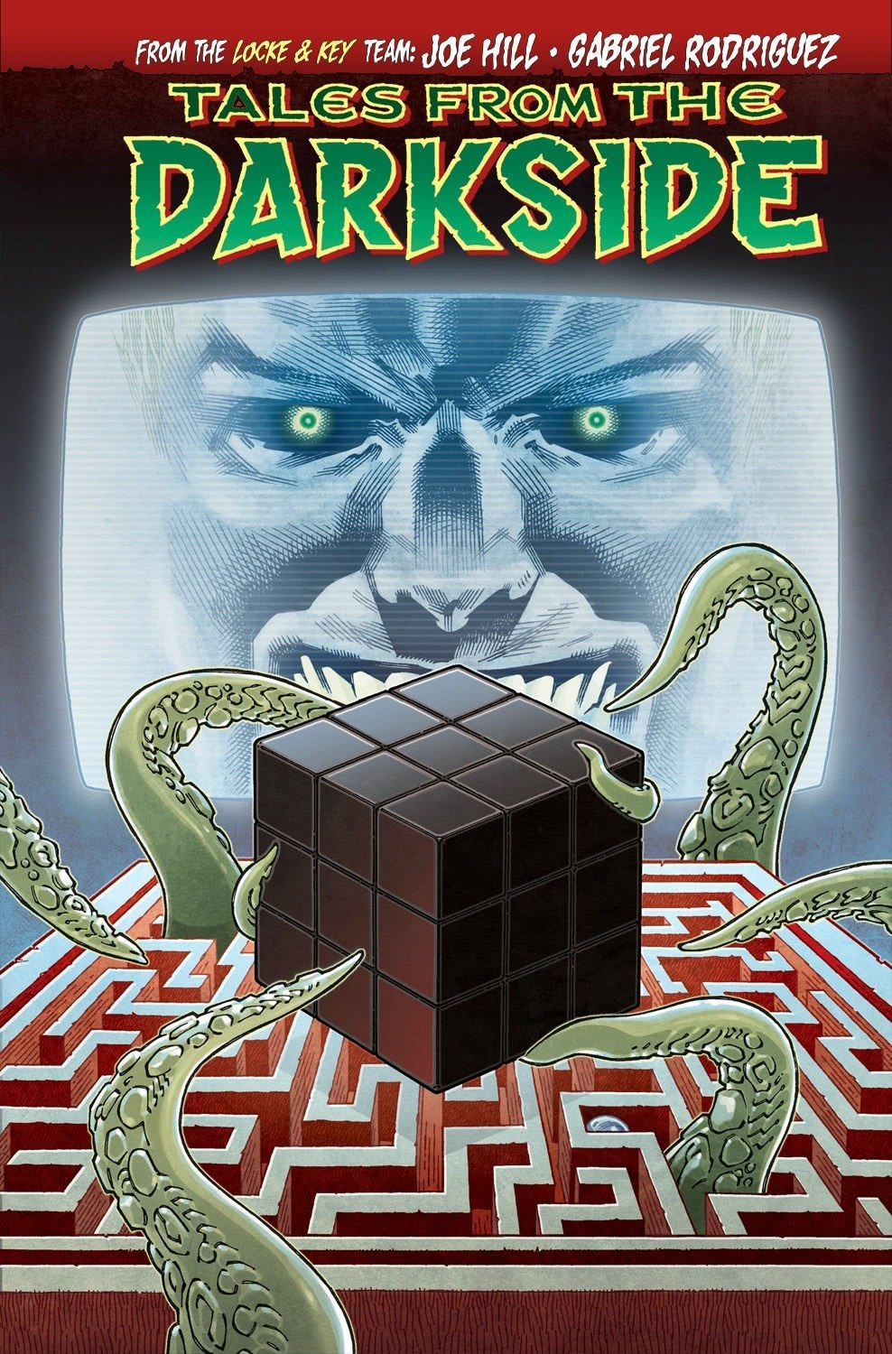 Download Tales from the Darkside pdf epub