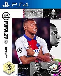 FIFA 21 Champions Edition (PS4) - UAE NMC Version