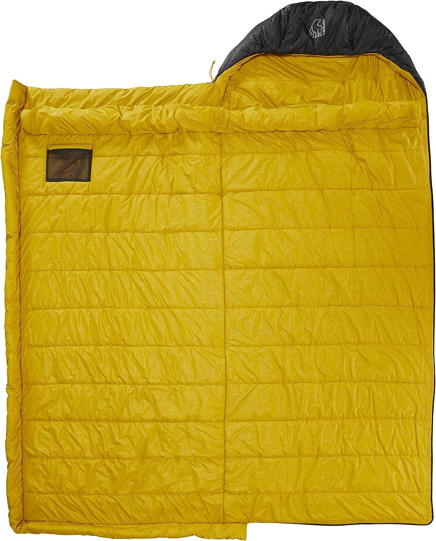 XL Saco de Dormir Nordisk Puk 2/° tama/ño Gr