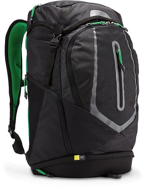 Case Logic BOGD115K Griffith Park Deluxe Rucksack für NotebookTablet bis 39,6 cm (15,6 Zoll) schwarz
