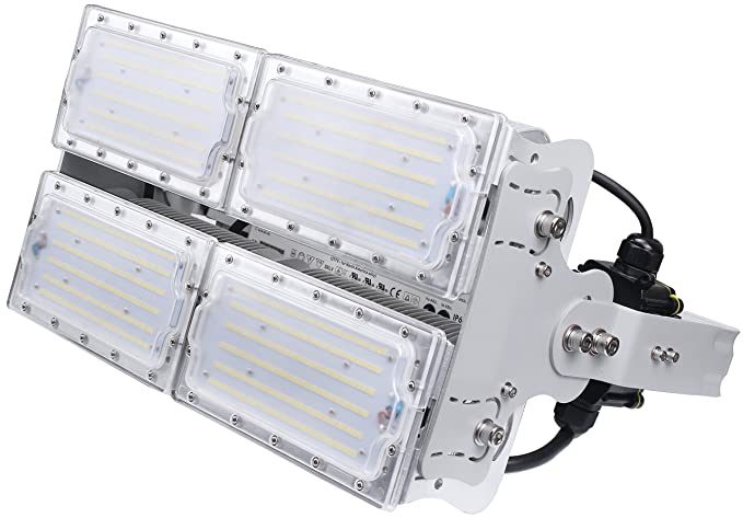 Fantastic Vigoonline Led 400W 56 000 Lumens Super Bright Flood Light Wiring Digital Resources Nekoutcompassionincorg