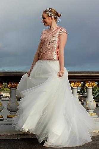 Amazon Rose Gold Sequin Dress Cheap Online