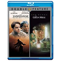 Frank Darabont 2 Movies Collection: The Shawshank Redemption + The Green Mile (2-Disc)