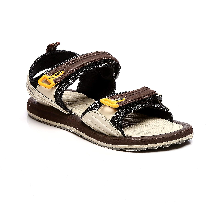 Dark Brown Synthetic/PU Outdoor Sandals