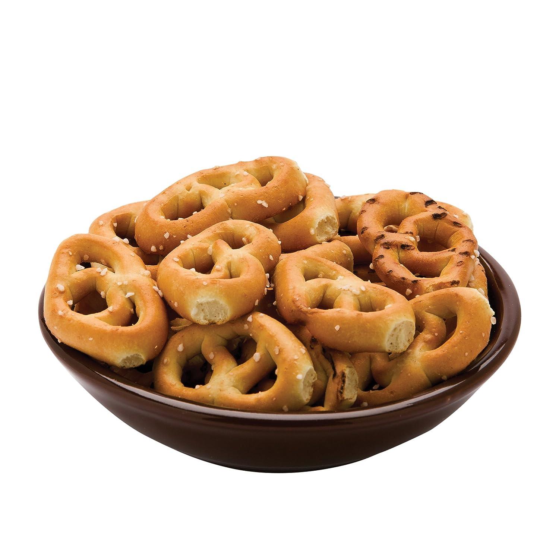 WonderSlim High Protein Pretzel Snacks - Low-Carb Diet Healthy 12g Protein Snack