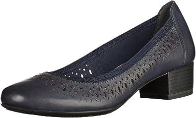 MARCO TOZZI 2 22309 28 Damen Pumps Navy, EU 38 Schuhe  Amazon   Schuhe 38 ... 7480f0