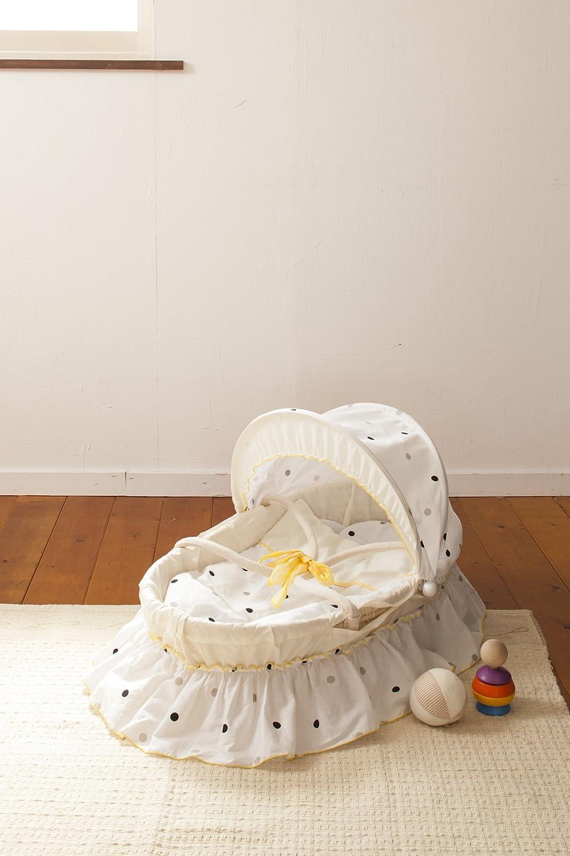 リボーンドール=リアル赤ちゃん人形 ベビーバスケット