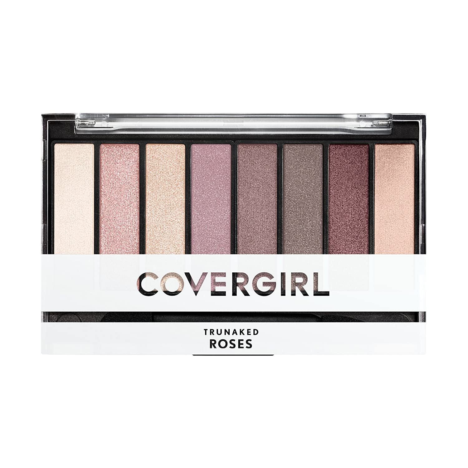 Covergirl TruNaked Eye Shadow Palette (Roses)