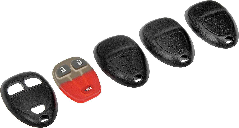 HELP 13639 Keyless Remote Case Replacement Dorman