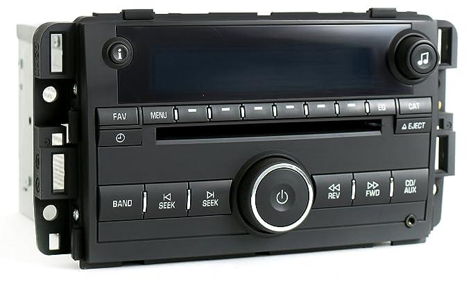 amazon chevy impala 2008 radio am fm cd player w bluetooth 2008 Impala Door Speakers amazon chevy impala 2008 radio am fm cd player w bluetooth music 25957375 us8 unlocked cell phones accessories