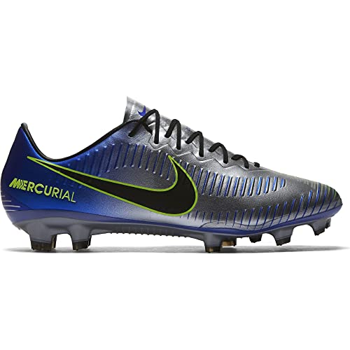 813c29880 Nike Men s Mercurial Vapor Xi NJR FG Soccer Cleat (SZ. 9) Racer Blue ...