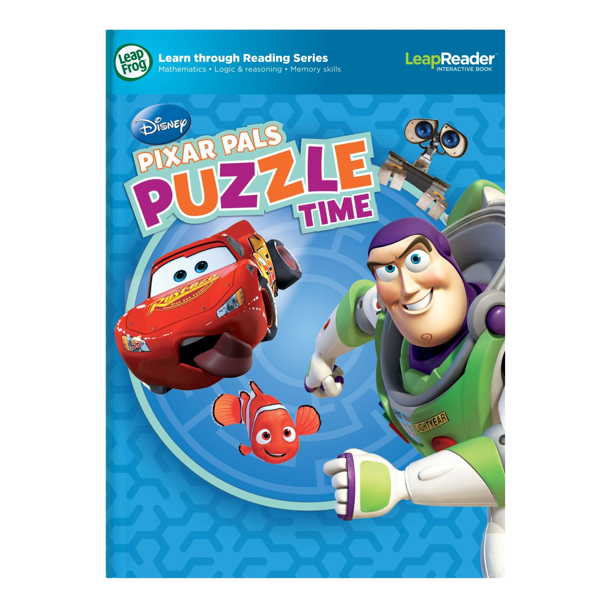 LeapFrog Tag Game Book: Pixar Pals Puzzle Time by LeapFrog (Image #8)