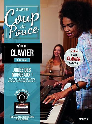 Coup de pouce   Débutant Clavier Arrangeur (  1 cd)