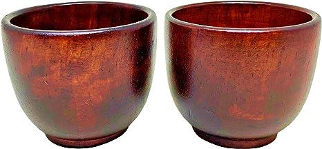 Wooden Shot Glasses