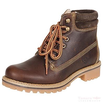 Gr 23 Tamaris 25242 Mocca 36amazon Lcjkf1 Boots Wildleder Active Damen 1 l135TFKuJc