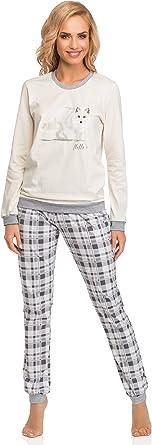 Cornette Femme Pyjama 683 2015