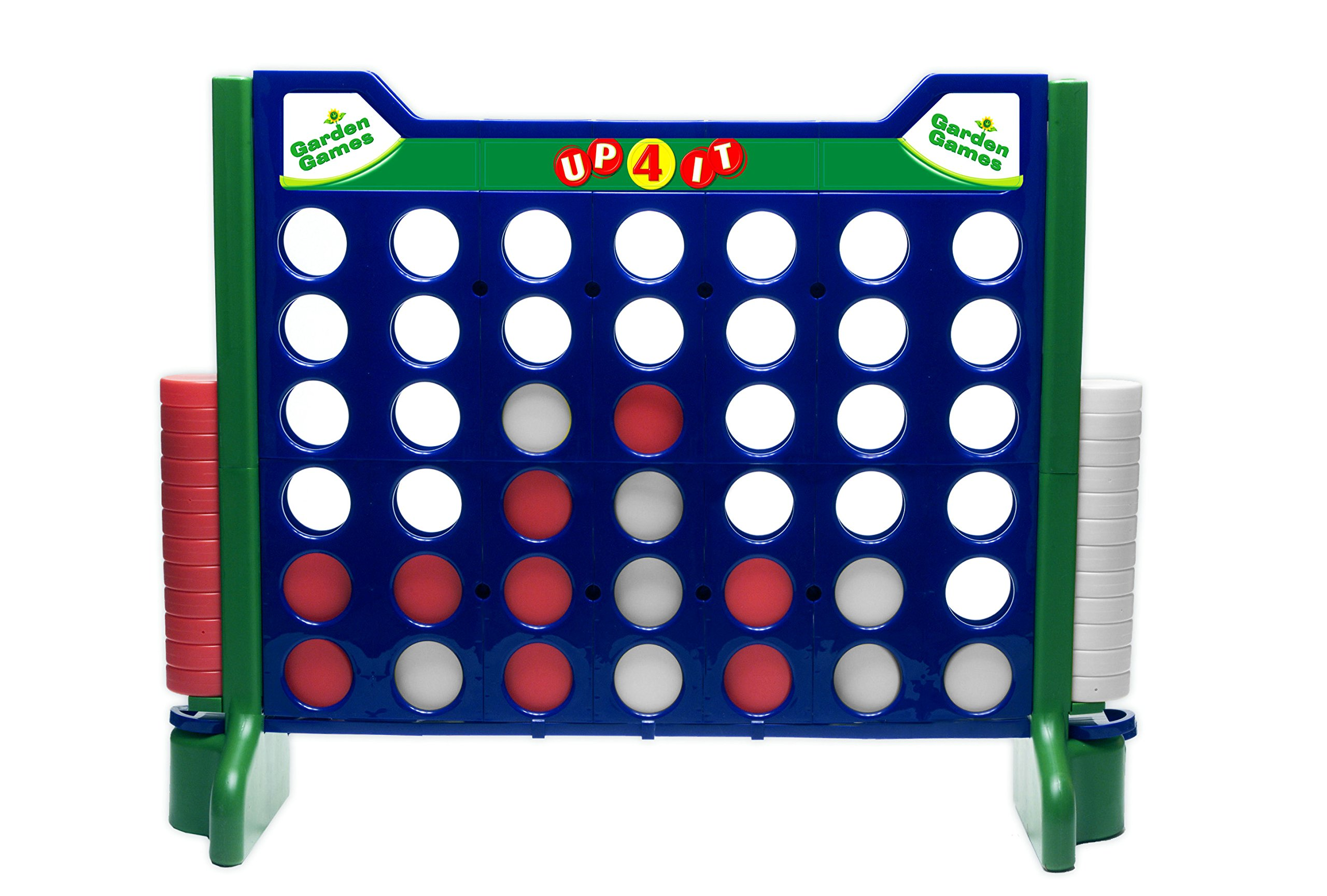 Giant Up-4-It | 4-in-A-Row Game | 45''