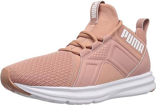 PUMA unisex-kids Zenvo Jr Sneaker