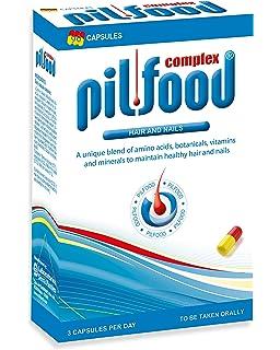 PILFOOD COMPLEX ANTICAIDA 90 CAPSULAS