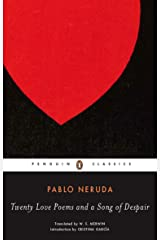 Twenty Love Poems and a Song of Despair (Spanish and English Edition) Paperback