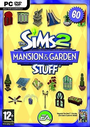 The Sims 2 Mansions & Garden Stuff Pack for The Sims 2 (PC DVD) [Importación inglesa]: Amazon.es: Videojuegos