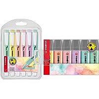 Stabilo Boss Original - Marcador, color pastel, Set 2, 1