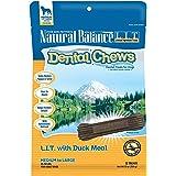 Natural Balance Dental Chews Dog Treats