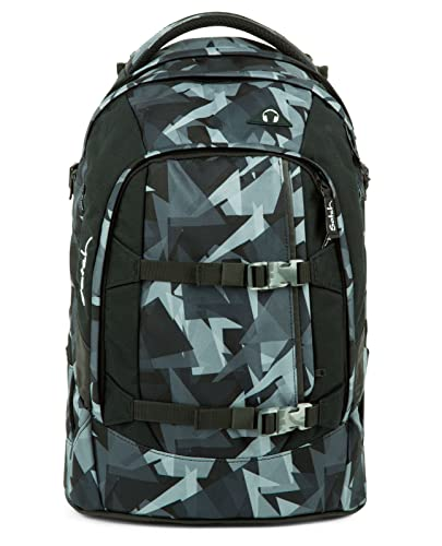 a455c2f61974e satch pack Gravity Grey 4er Set Rucksack