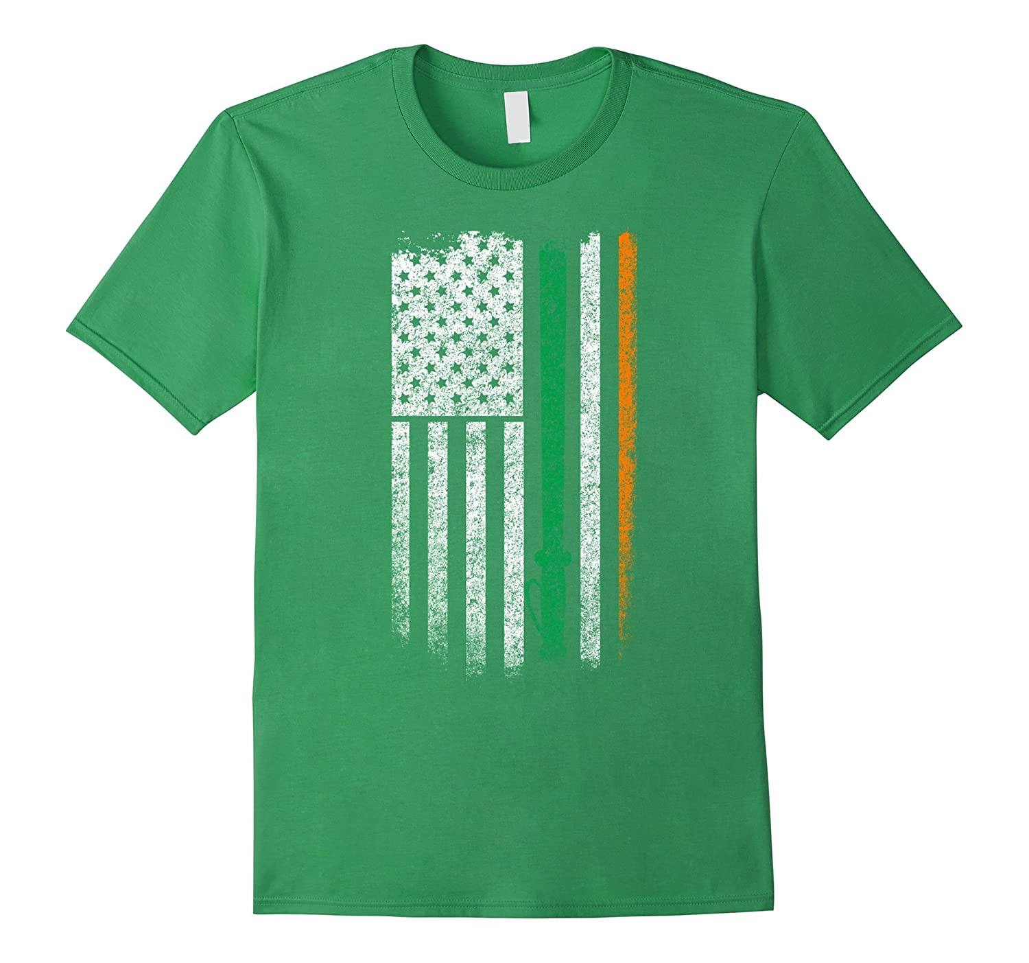 Irish Police: Irish Police Tribute T-Shirts Gifts For Saint Patricks Day