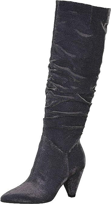 tamaris stiefel schwarz wool