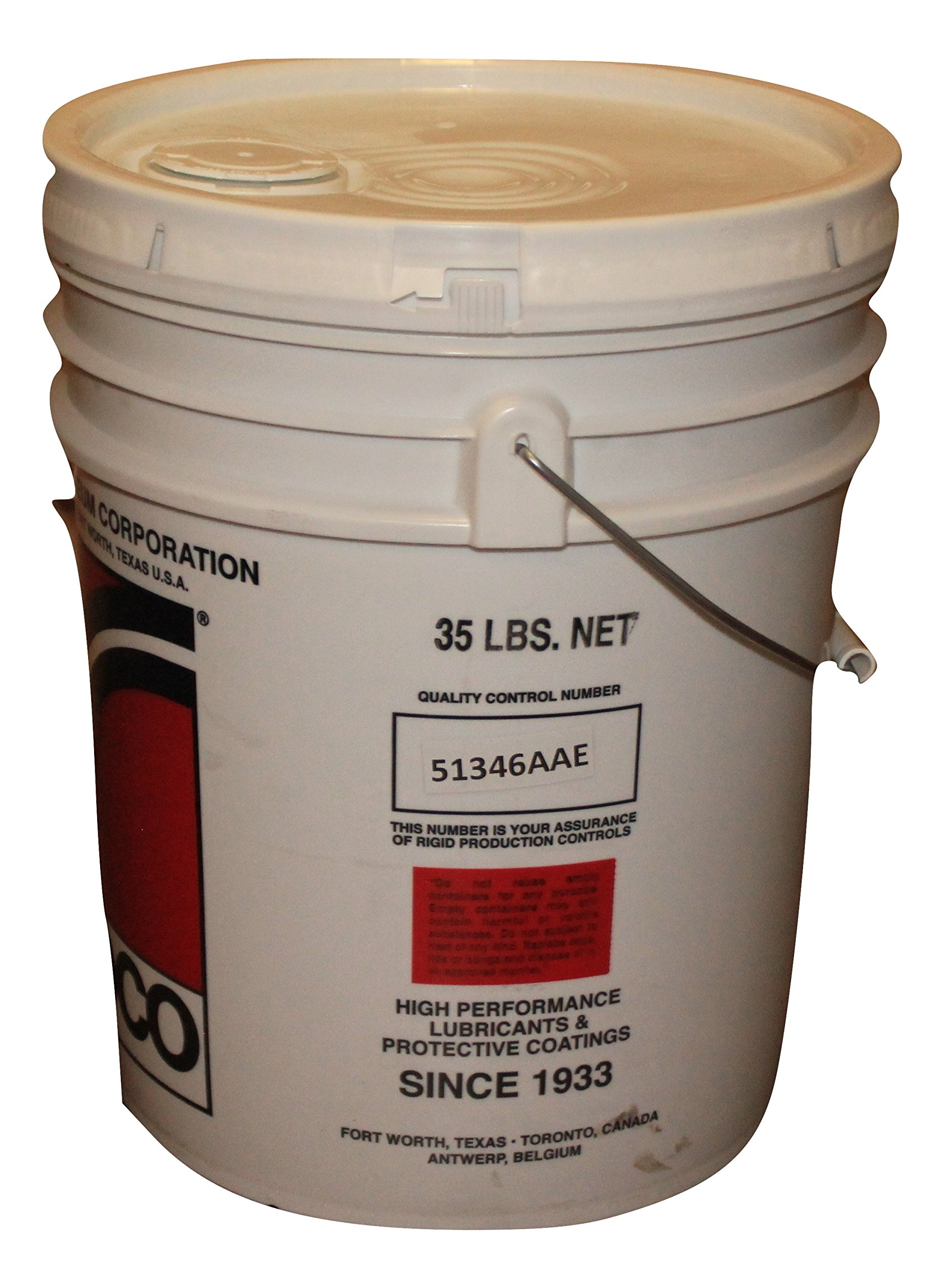 203 Moly XP Gear Lube 250/ISO 1000 Wt.35lb Pail_5 Gallons (New XP Formula) by Swepco