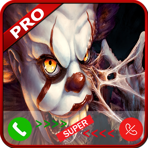 Video Call From Scary Clown - Nice Deals Number Contact