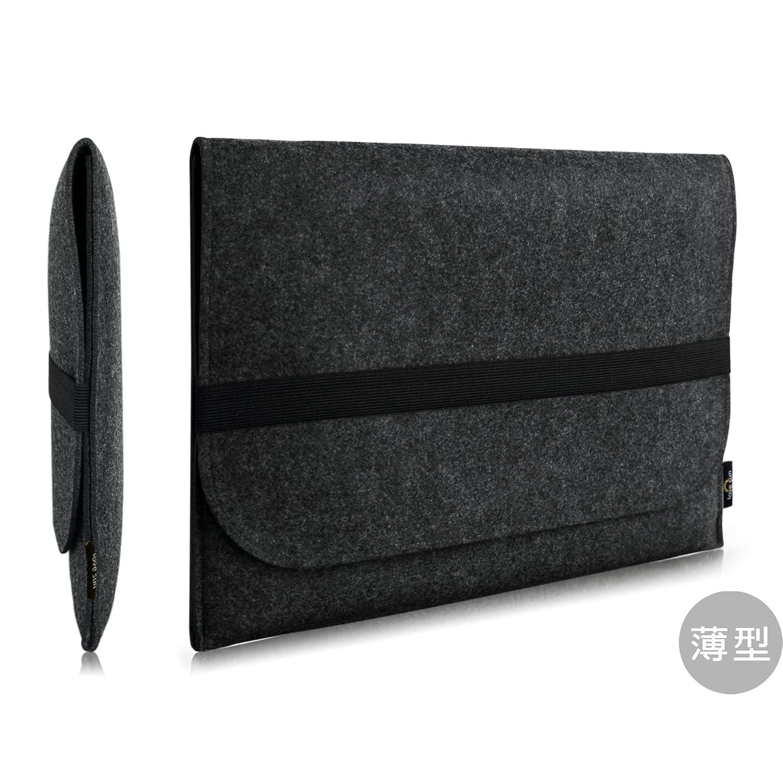 LoveSun パソコン ケース 15 15.4 インチ MacBook Pro Retina/マックブックプロ/Surface/HP/Dell/NEC/Lenovo/LG/Mi スリム 超軽量 フェルト ノートPCケース スリーブ