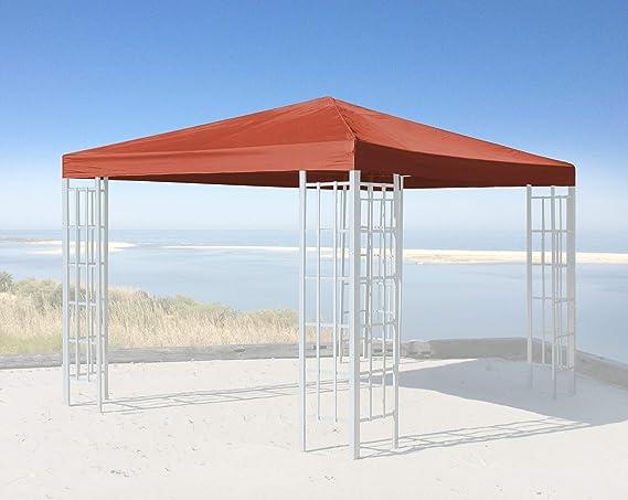Quick-Star – Techo de Repuesto para Rank Carpa 3 x 3 m Terra Funda para pabellón Techo: Amazon.es: Jardín