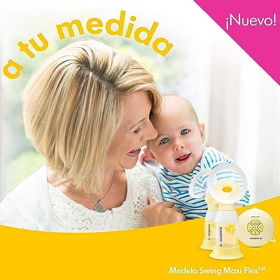 Medela Sacaleches electrico doble Swing Maxi Flex de Medela - Sacaleches eléctrico doble: Amazon.es: Bebé