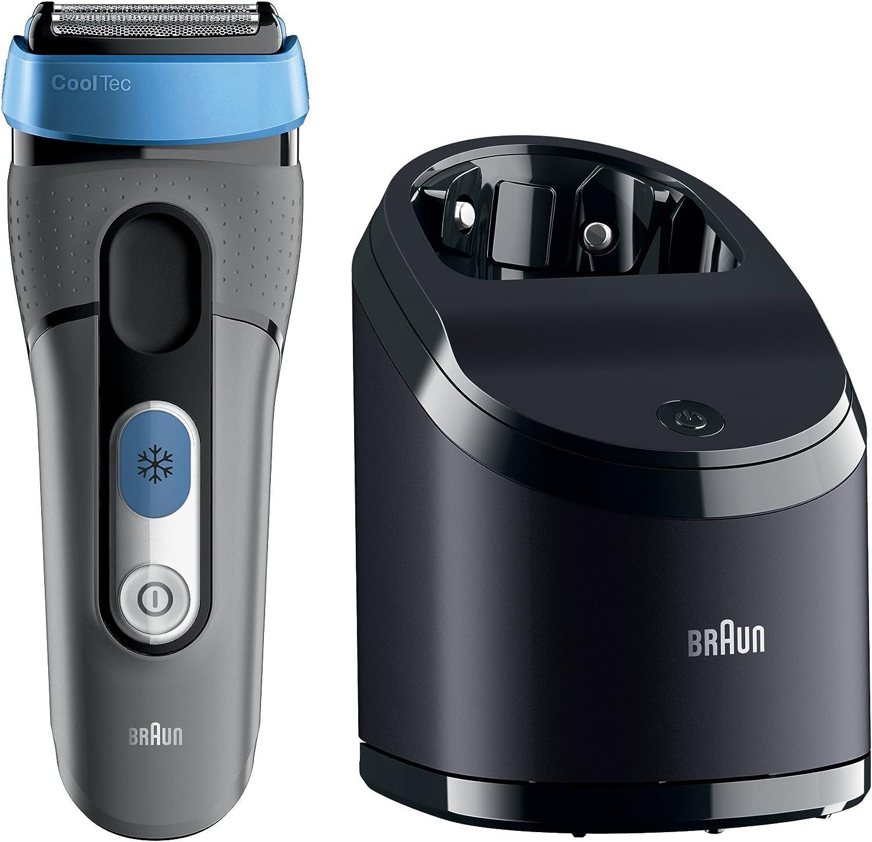 Braun Afeitadora Cooltec CT5CC: Amazon.es: Salud y cuidado personal
