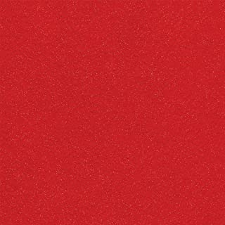 product image for 1-Bolt Kunin Eco-fi Glitter Classicfelt, 72-Inch by 10-Yard, Red