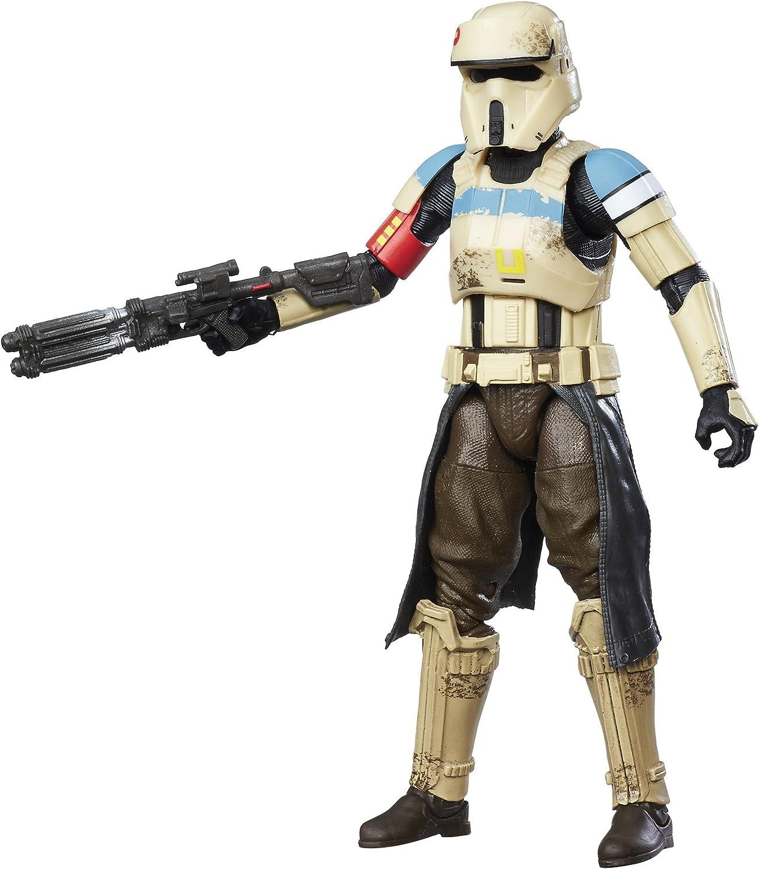 "Star Wars Black Series Scarif Squad Leader Stormtrooper 6/"" Rogue 1 Shoretrooper"