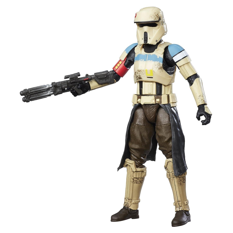 Amazon Star Wars The Black Series Scarif Stormtrooper Squad