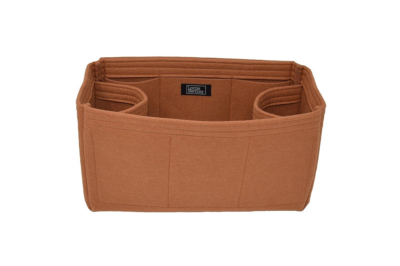 c9f924fed1c Lottie Barclay Handbag Liner/Handbag Organiser for Mulberry Bayswater  (Beige): Amazon.co.uk: Luggage