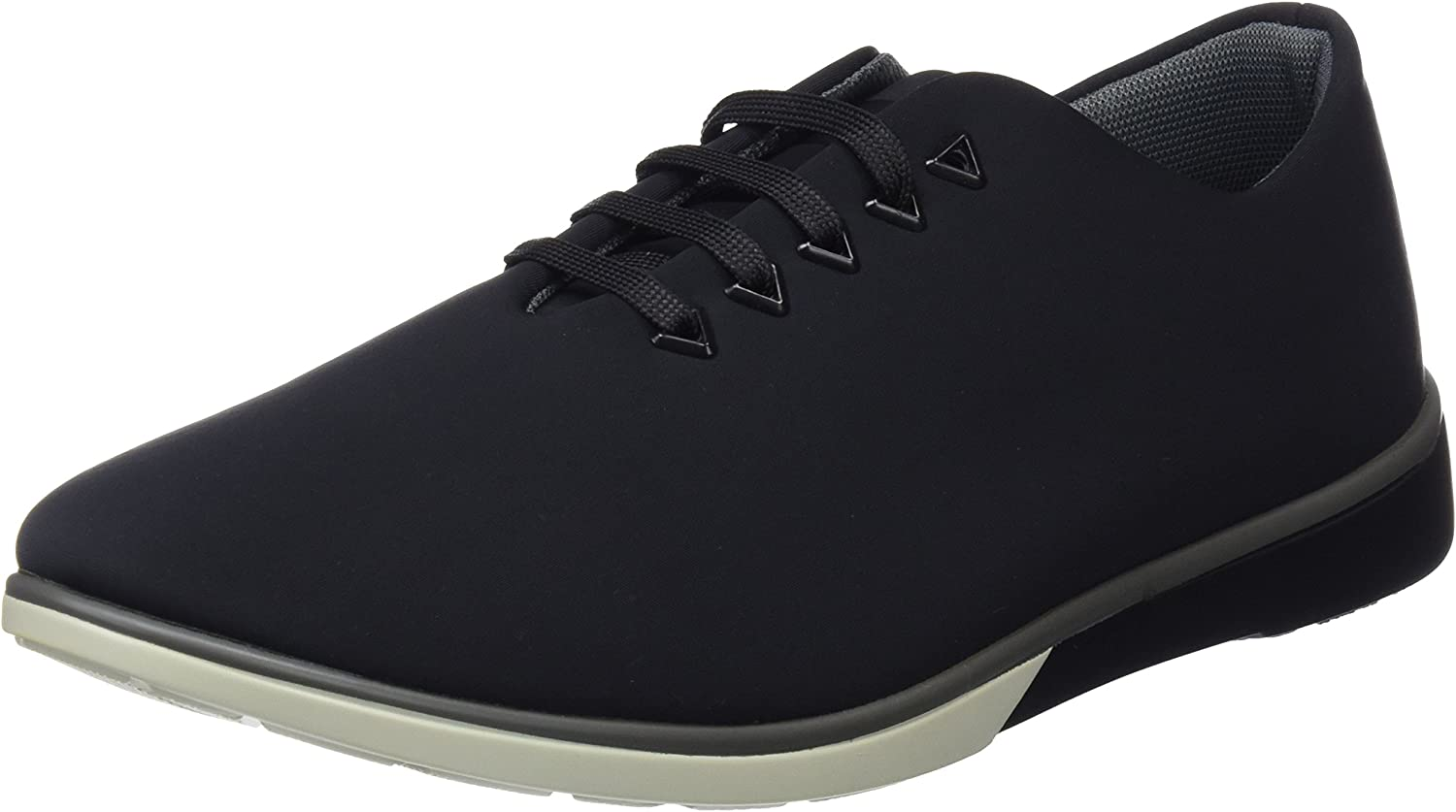 Muroexe Atom Eternal Black, Zapatos de Cordones Derby Unisex Adulto