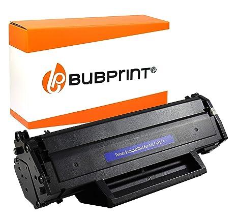 Bubprint Toner Compatible con Samsung mlt-d111 mlt-d111s/ELS (50 ...