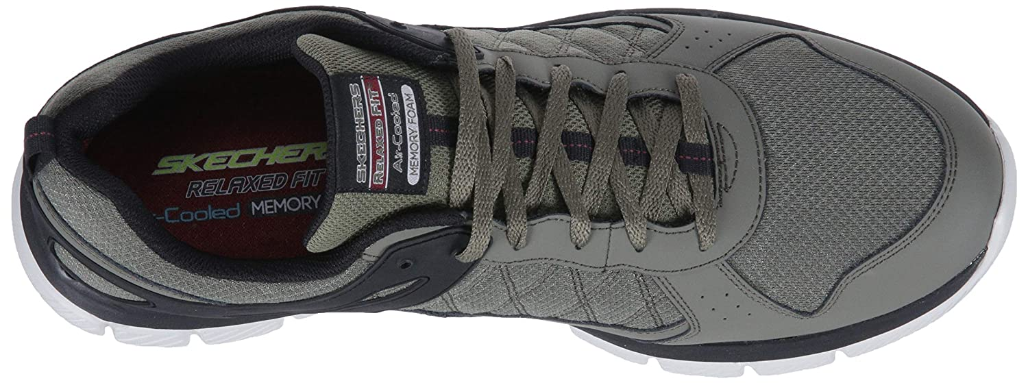 Skechers Men's Skech Flex 2.0 High Knoll Oxford