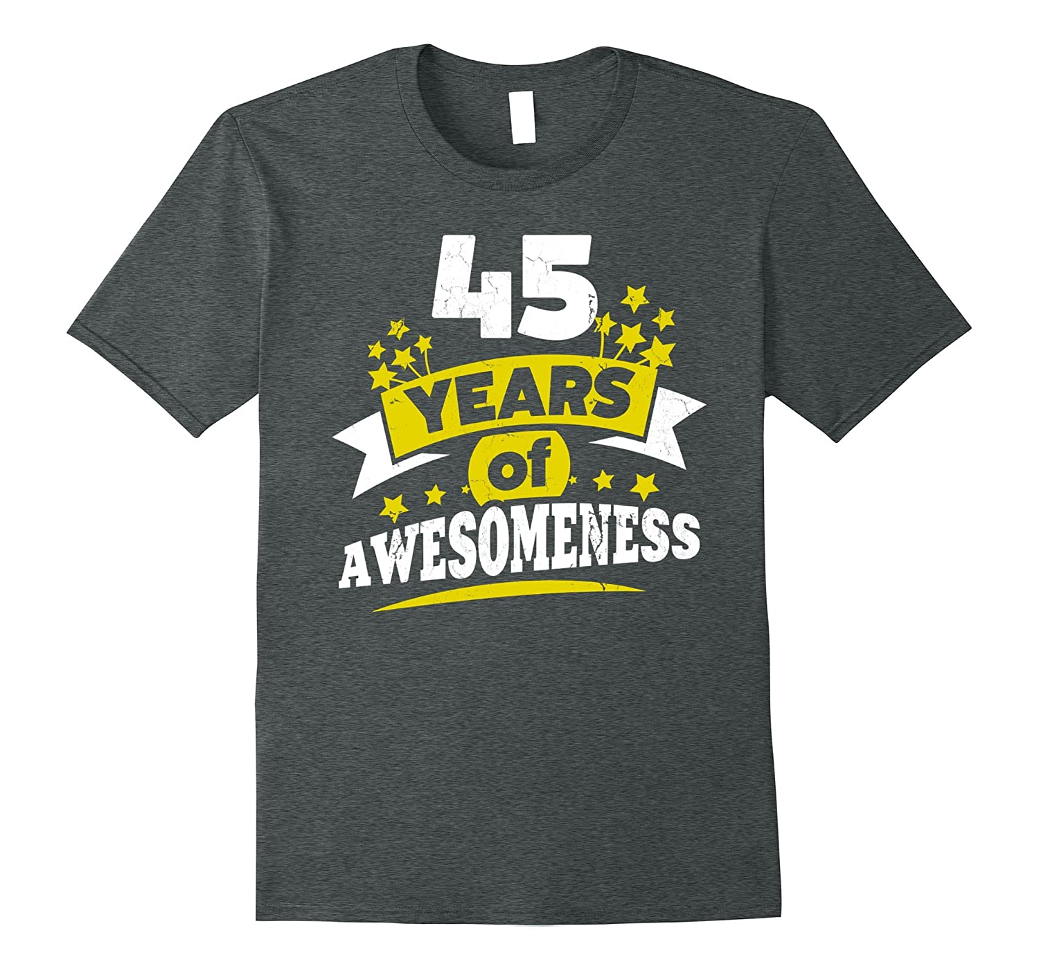 Birthday Gift For 45 Year Old Woman 45th Tee Shirt PL
